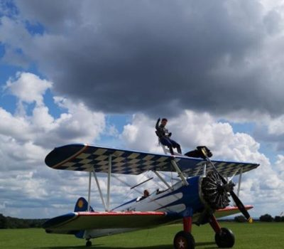 Read more about Wingwalking Jim takes fundraising sky high for Children North East