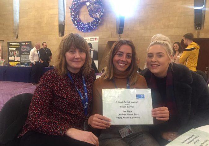 Our award winning team!