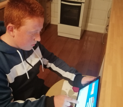 Read more about Let's get more computers for kids like Connor!