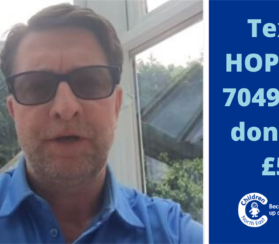 Read more about Footballers come forward to support our urgent appeal
