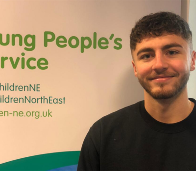 "Read more about ""Helping change someone's life for the better is priceless!"" Robson tells us why he became a Peer Mentor"