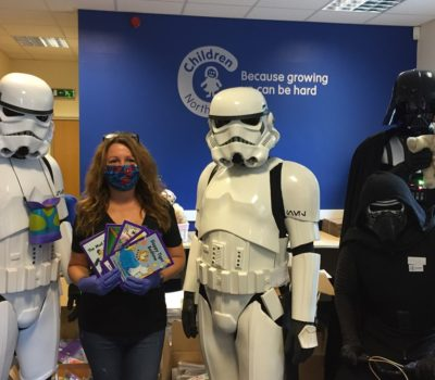 Read more about Star Wars characters help us celebrate 1000 activity packs