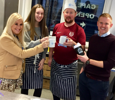 Read more about New community cafe comes to Cowgate