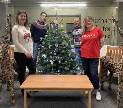 Read more about Tree-mendous effort by Durham Sixth Form Centre