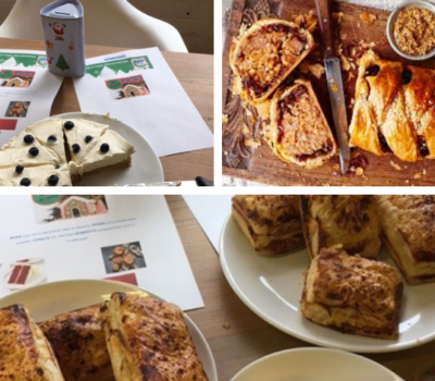 Read more about Architecture practice designs Christmas Bake Off