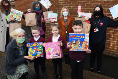 Read more about County Durham school children receive our activity packs in time for Christmas