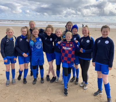 Read more about From Whitley Bay to Nou Camp – Lionesses take on 2000km run to Barcelona!