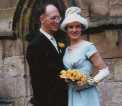 Read more about Douglas and Margaret – a true love story for our anniversary year