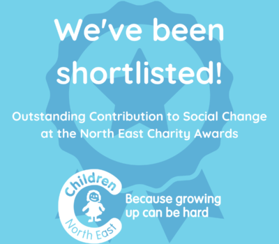Read more about We've been shortlisted for a leading sector Award
